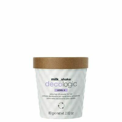 Poudre Décolorante Level 9 Decologic - 80 g - MilkShake