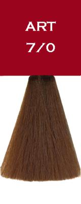 Crème colorante - Blond - 7/0 - Art Absolute - tube 100 ml - Vitality's