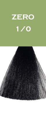 Coloration Zero Vegan - Noir - 1/0 - 100 ml - Vitality's