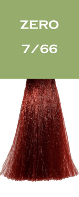 Coloration Zero Vegan - Blond Rouge Intense - 7/66 - 100 ml - Vitality's