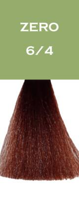 Coloration Zero Vegan - Blond Foncé Cuivré - 6/4 - 100 ml - Vitality's