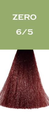Coloration Zero Vegan - Blond Foncé Acajou - 6/5 - 100 ml - Vitality's