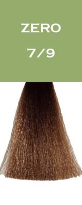 Coloration Zero Vegan - Blond Marron - 7/9 - 100 ml - Vitality's