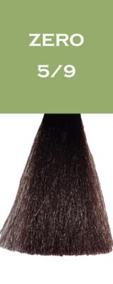 Coloration Zero Vegan - Châtain Clair Marron - 5/9 - 100 ml - Vitality's