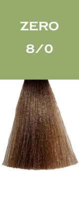Coloration Zero Vegan - Blond Clair - 8/0 - 100 ml - Vitality's