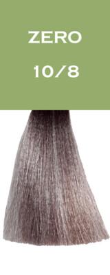 Coloration Zero Vegan - Blond Platine Violet Irisé - 10/8 - 100 ml - Vitality's