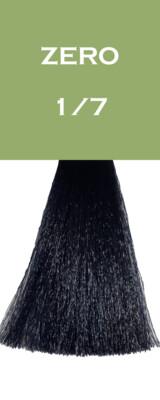 Coloration Zero Vegan - Noir Bleuté - 1/7 - 100 ml - Vitality's