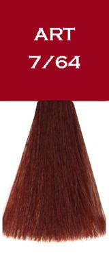Crème colorante - Rouge Merveille - 7/64 - Art Absolute - tube 100 ml - Vitality's