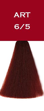 Crème colorante - Blond Foncé Acajou - 6/5 - Art Absolute - tube 100 ml - Vitality's
