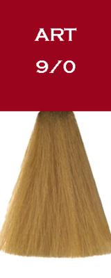 Crème colorante - Blond Très Clair - 9/0 - Art Absolute - tube 100 ml - Vitality's