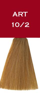 Crème colorante - Blond Très Clair Beige - 10/2 - Art Absolute - tube 100 ml - Vitality's