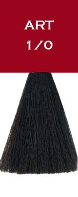 Crème colorante - Noir - 1/0 - Art Absolute - tube 100 ml - Vitality's