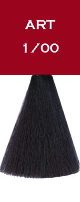 Crème colorante - Noir Chine - 1/00 - Art Absolute - tube 100 ml - Vitality's