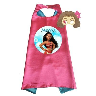 Moana Cape and Mask Set