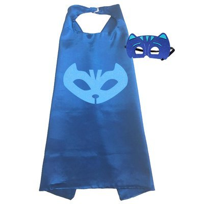PJ Mask Catboy Cape and Mask Set