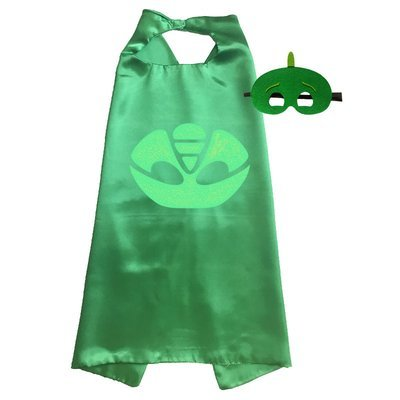 PJ Mask Gecko Cape and Mask Set