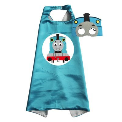 Thomas Cape and Mask Set