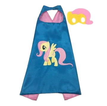 My Little Pony Fluttershy Cape and Mask Set