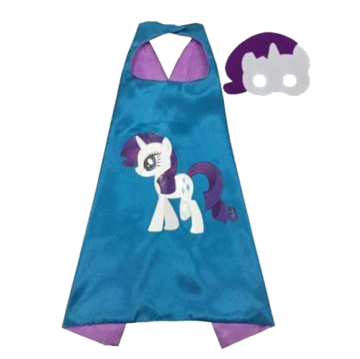 My Little Pony Rarity Cape and Mask Set