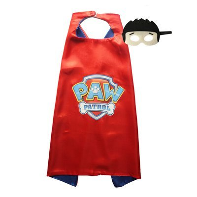 Paw Patrol Ryder Cape and Mask Set