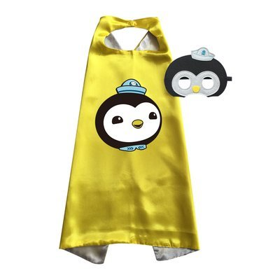 Octonauts Peso Dress Up Cape and Mask Set