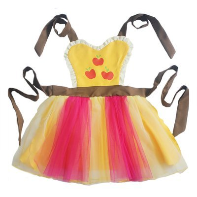 Apple Jack Tutu Apron Dress
