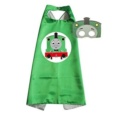 Traindrops Thomas and Friends Dress up Cape and Mask Set (Percy)