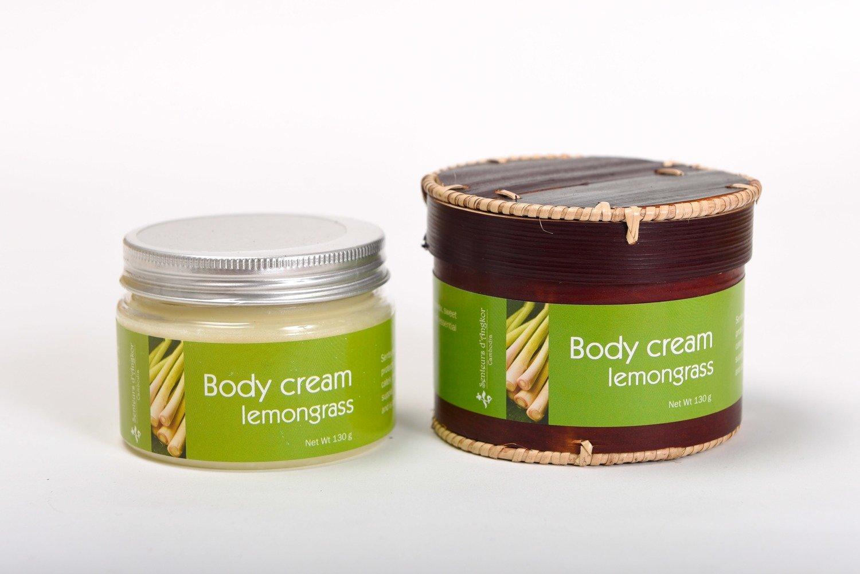 Body Cream 130g, Lemongrass