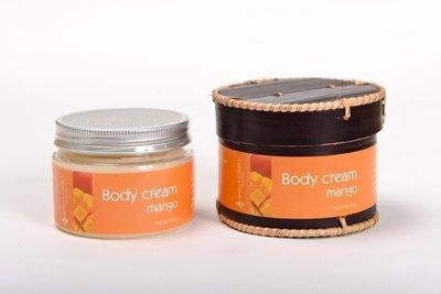 Body Cream 130g, Mango