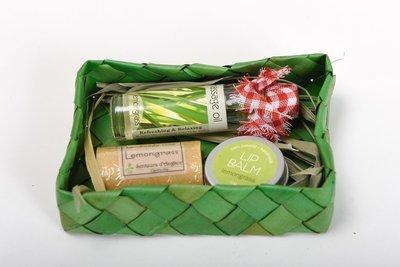 Coffret Scent - Lemongrass