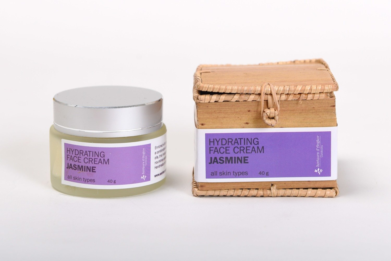Facial Cream 40g, Jasmine