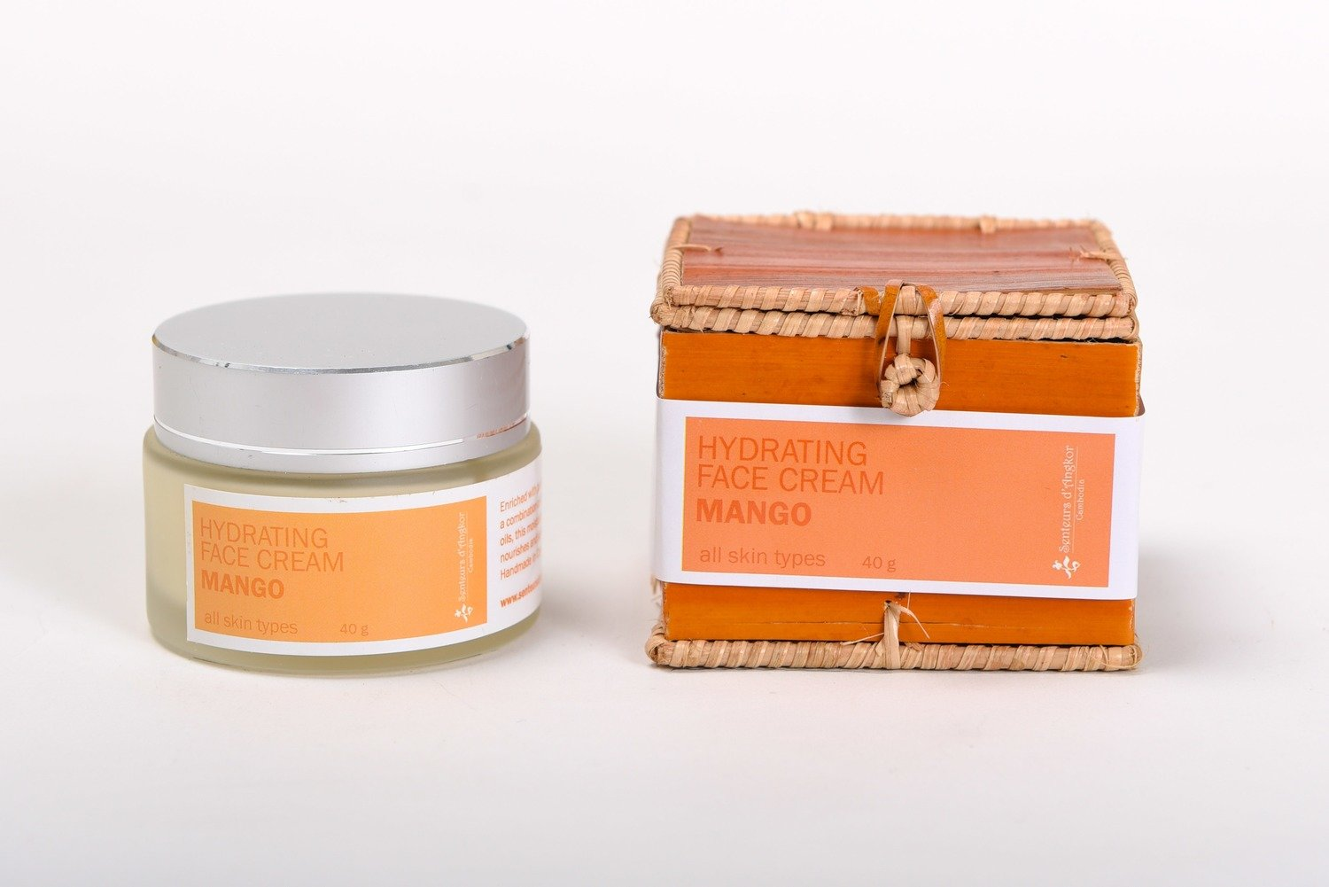 Facial Cream 40g, Mango