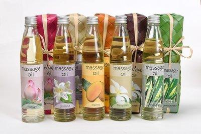 Massage Oil, 90 ml