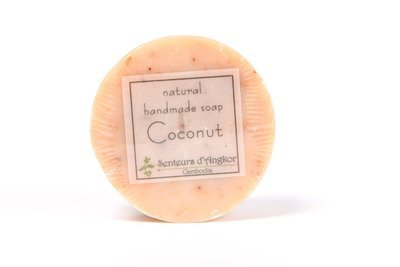 Natural Soap - Coconut