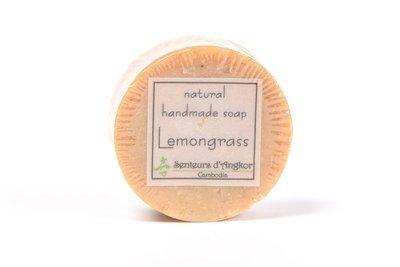 Natural Soap - Lemongrass