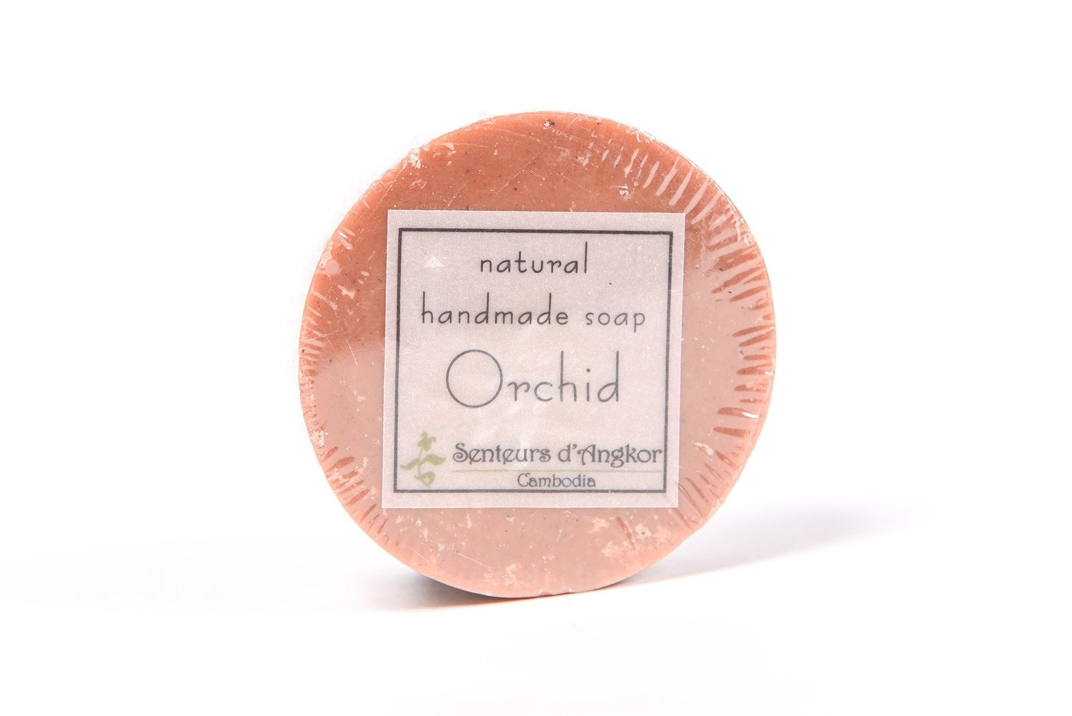 Natural Soap - Orchid