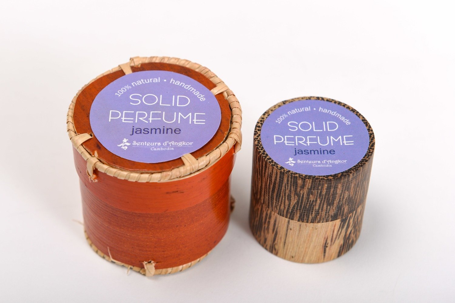 Solid Perfume in Palm Tree Pot