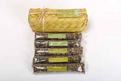 Coffret - 5 Long Tea Bags