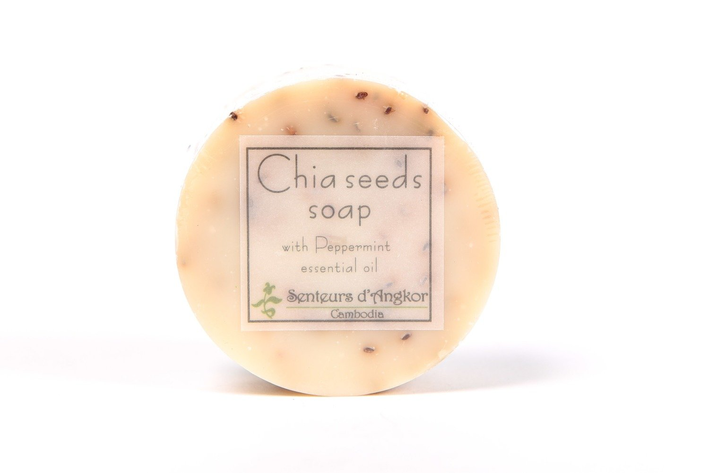 Natural Soap - Chia Seed