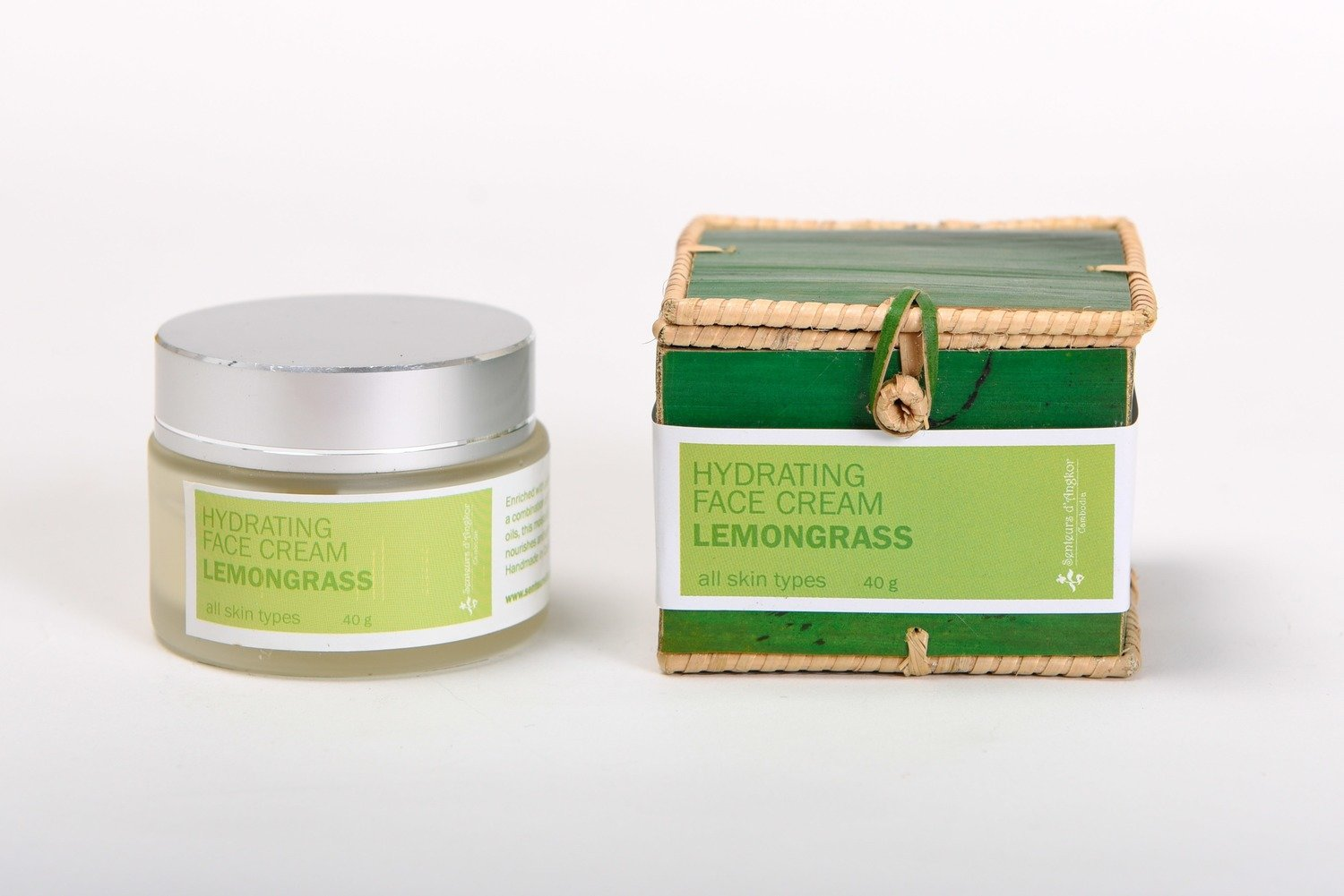 Facial Cream 40g, Lemongrass