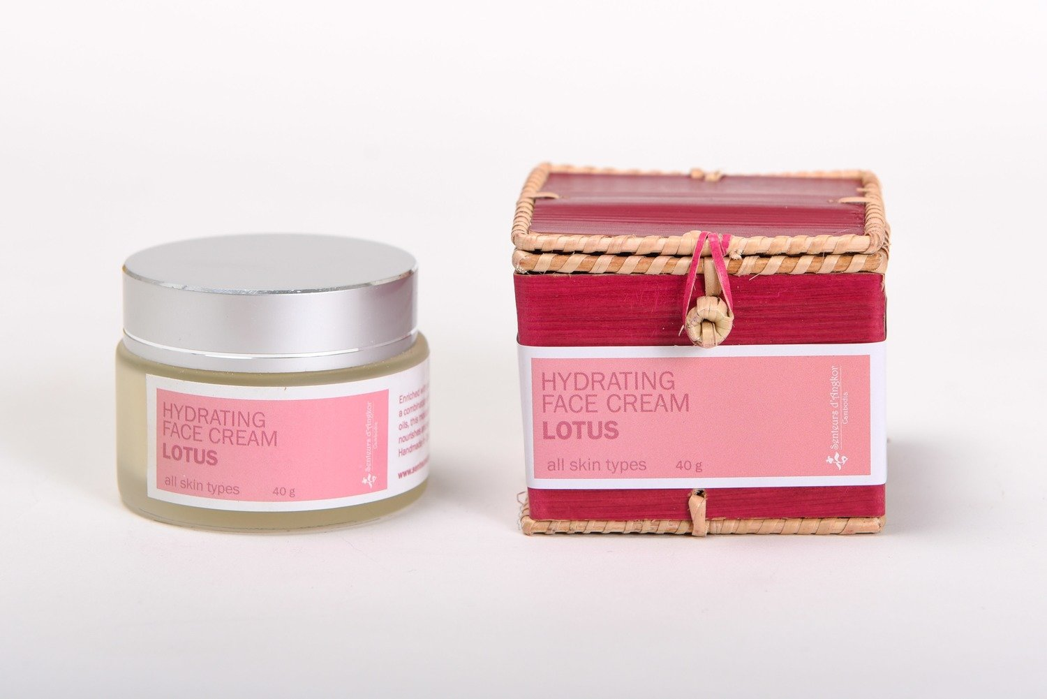 Facial Cream 40g, Lotus