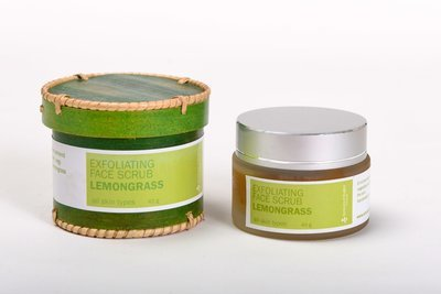 Facial Scrub 40g, Lemongrass