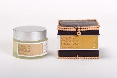 Facial Cream 40g, Frangipani