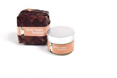 Body Cream 40g, Frangipani