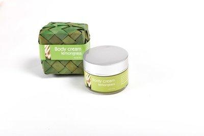 Body Cream 40g, Lemongrass