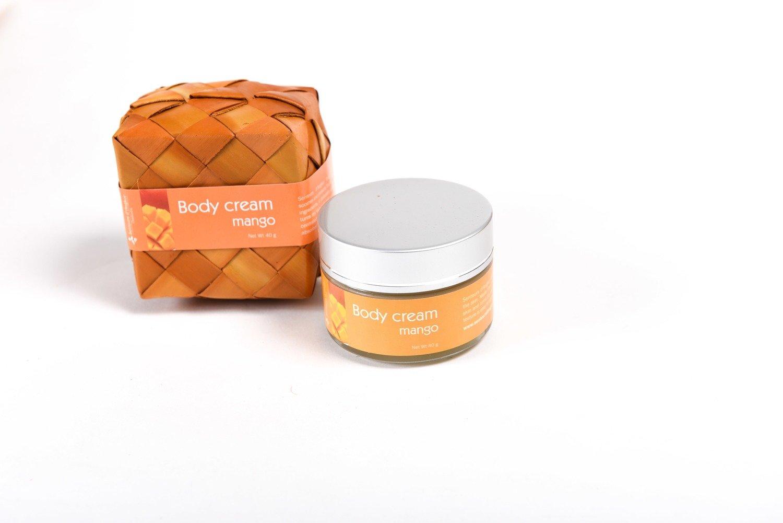 Body Cream 40g, Mango
