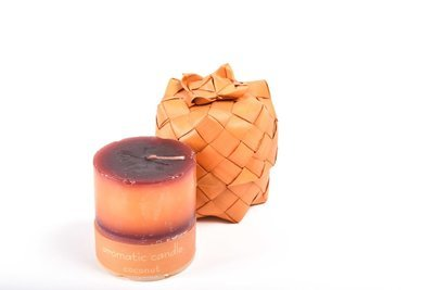 Rebatch Candle 130g, Coconut