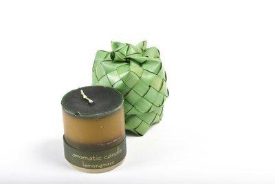 Rebatch Candle 130g, Lemongrass