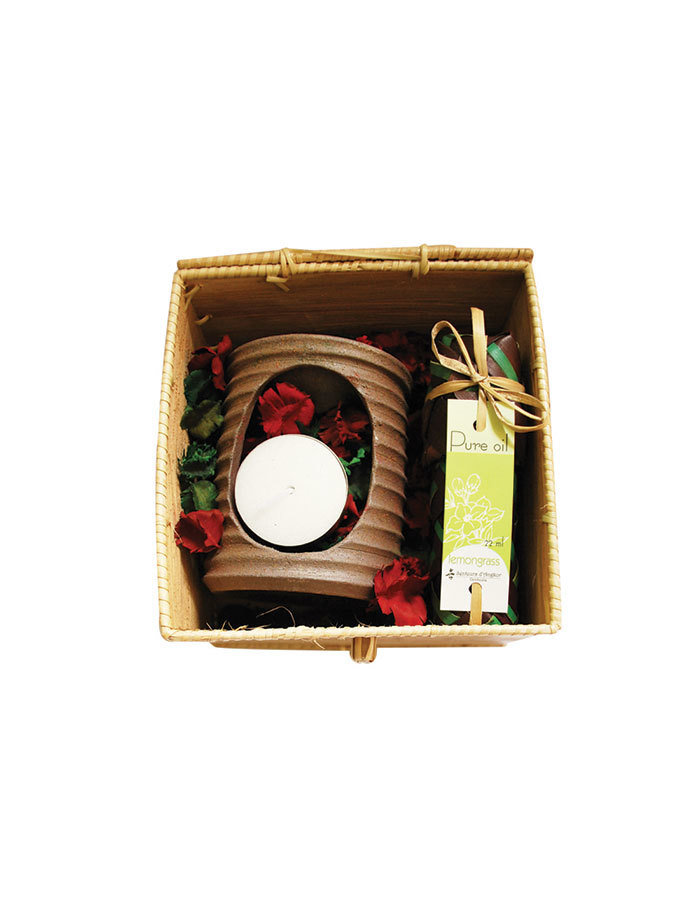 Oil and Burner Coffret