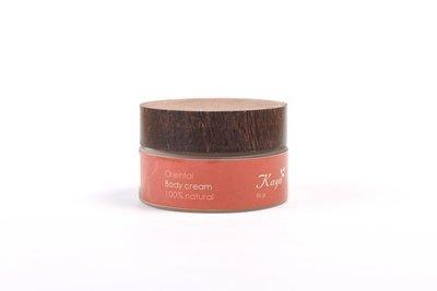 Oriental Body Cream, 100% Natural